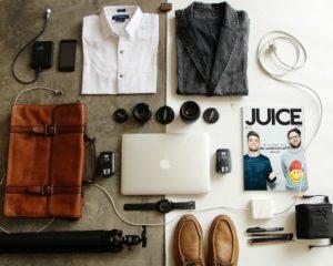 INC Professional Organizing_inpakken vakantie